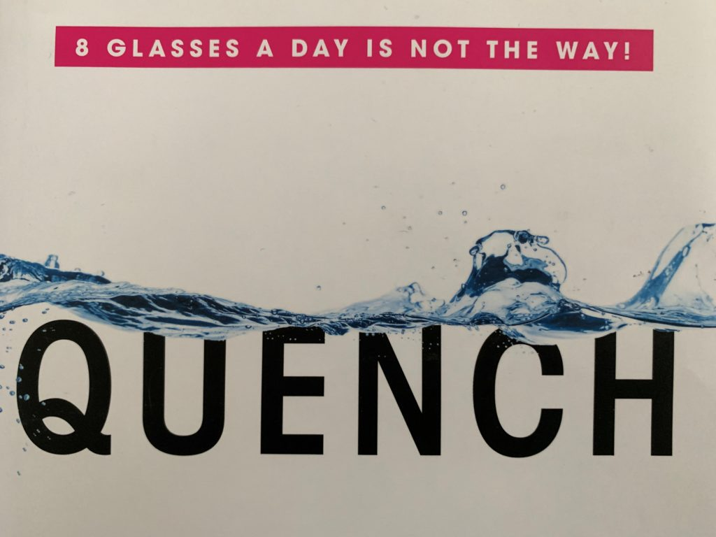 The Story Behind the Book Quench