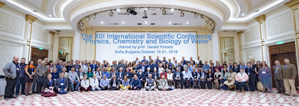 13th Annual Conference of the Biology, Chemistry, and Physics of Water